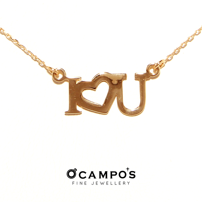 Heart Jewelry Pieces by Ocampo's Fine Jewellery - 026