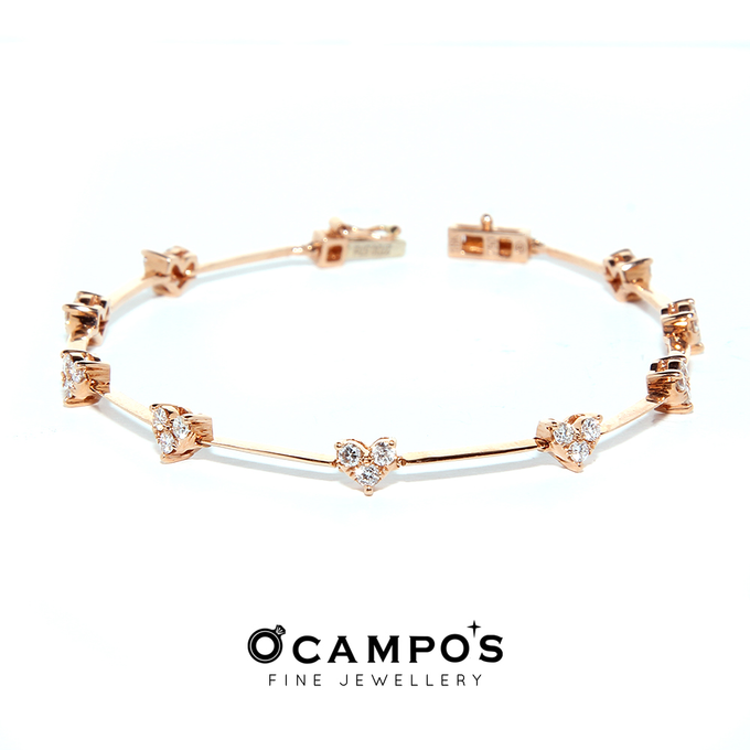 Heart Jewelry Pieces by Ocampo's Fine Jewellery - 027