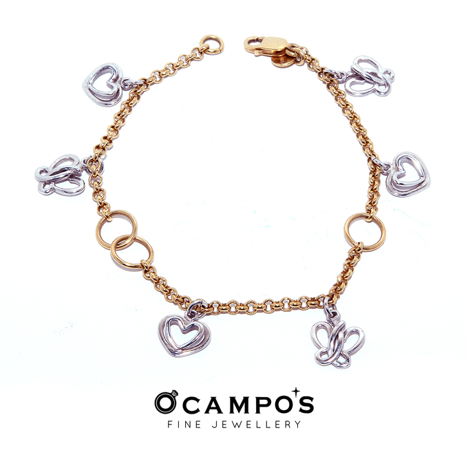 Heart Jewelry Pieces by Ocampo's Fine Jewellery - 028