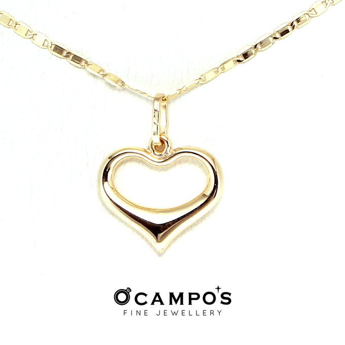 Heart Jewelry Pieces by Ocampo's Fine Jewellery - 029