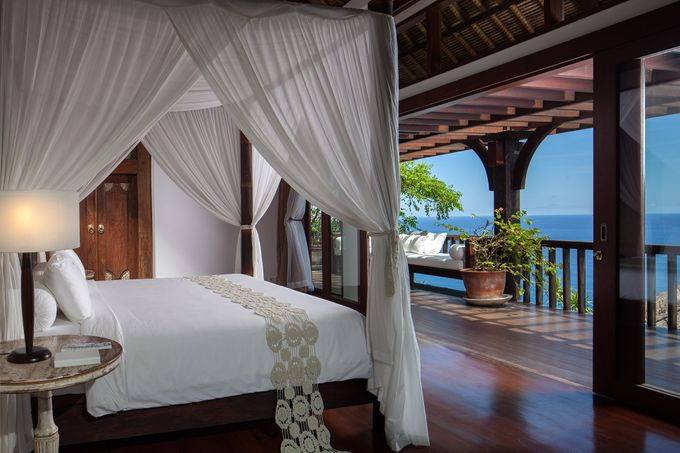 Whimsical Tropical Wedding at Stone House by Tirtha by Tirtha Bali - 031