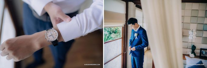 Sky Water Wedding -  Jin & Wang by Eurasia Wedding - 005