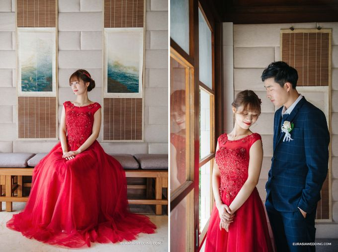 Sky Water Wedding -  Jin & Wang by Eurasia Wedding - 008