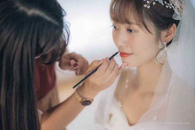 Sky Water Wedding -  Jin & Wang by Eurasia Wedding - 009