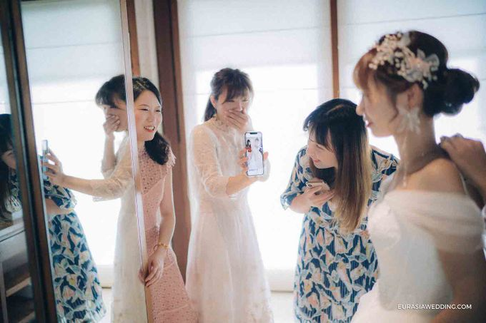 Sky Water Wedding -  Jin & Wang by Eurasia Wedding - 010