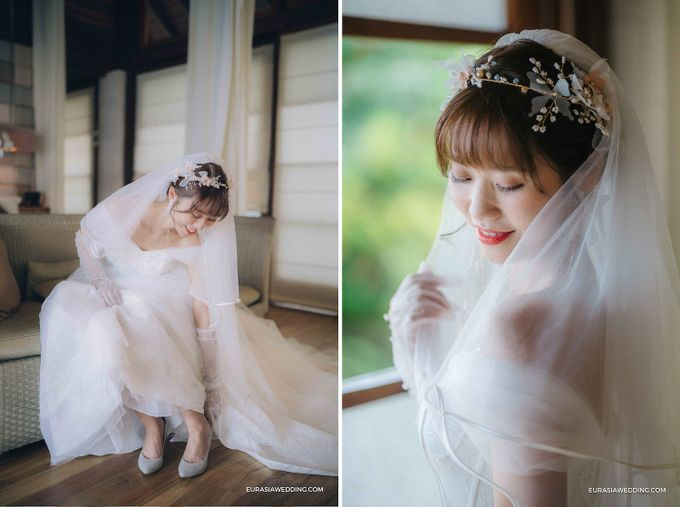 Sky Water Wedding -  Jin & Wang by Eurasia Wedding - 011