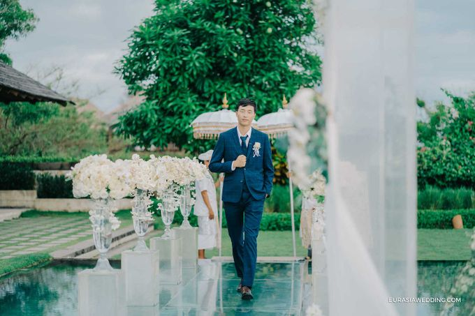 Sky Water Wedding -  Jin & Wang by Eurasia Wedding - 014
