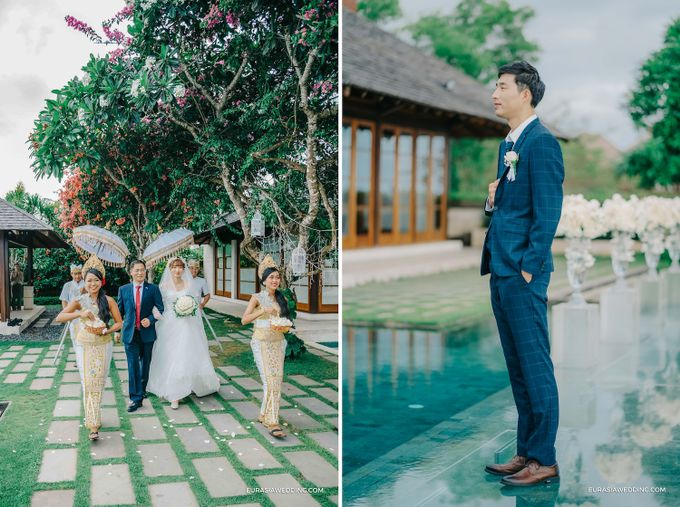 Sky Water Wedding -  Jin & Wang by Eurasia Wedding - 015
