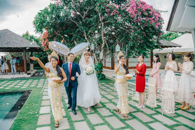 Sky Water Wedding -  Jin & Wang by Eurasia Wedding - 016