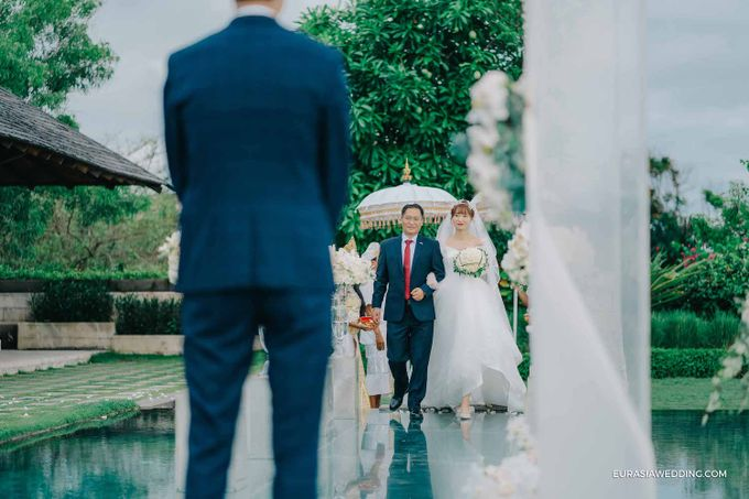 Sky Water Wedding -  Jin & Wang by Eurasia Wedding - 017