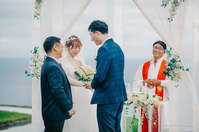 Sky Water Wedding -  Jin & Wang by Eurasia Wedding - 018