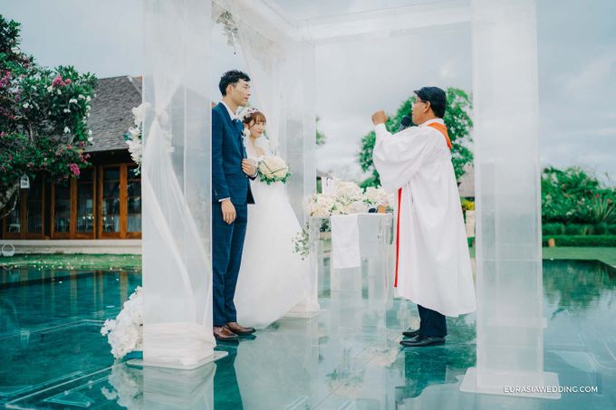 Sky Water Wedding -  Jin & Wang by Eurasia Wedding - 019