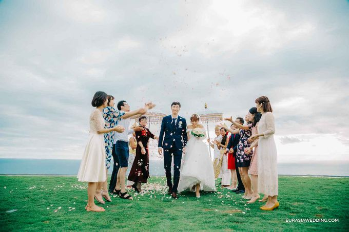 Sky Water Wedding -  Jin & Wang by Eurasia Wedding - 026