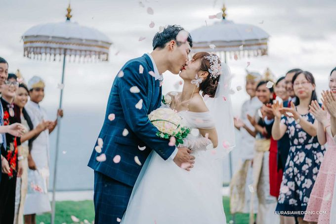 Sky Water Wedding -  Jin & Wang by Eurasia Wedding - 027