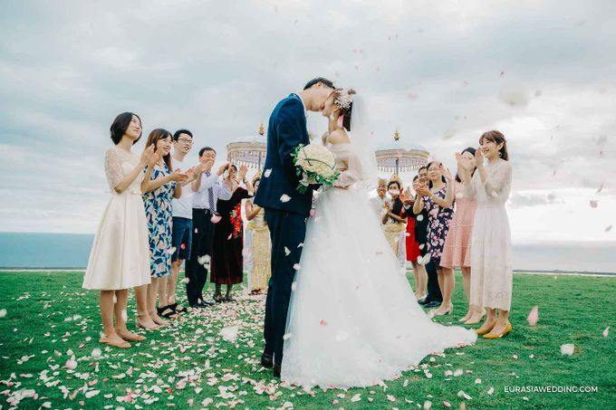 Sky Water Wedding -  Jin & Wang by Eurasia Wedding - 028