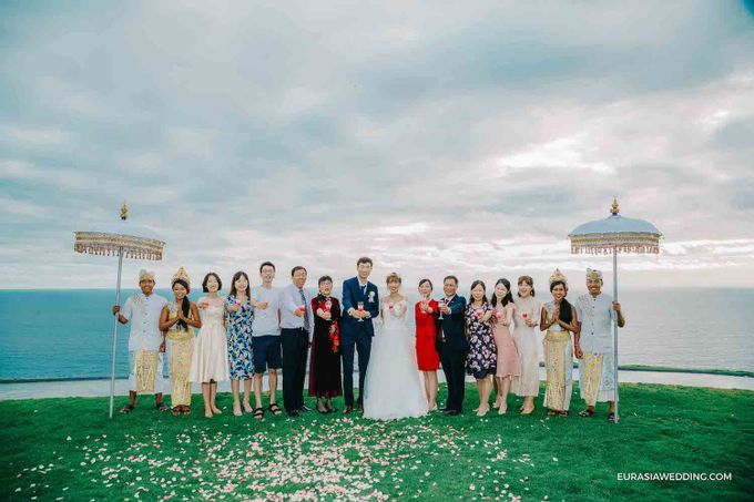 Sky Water Wedding -  Jin & Wang by Eurasia Wedding - 029