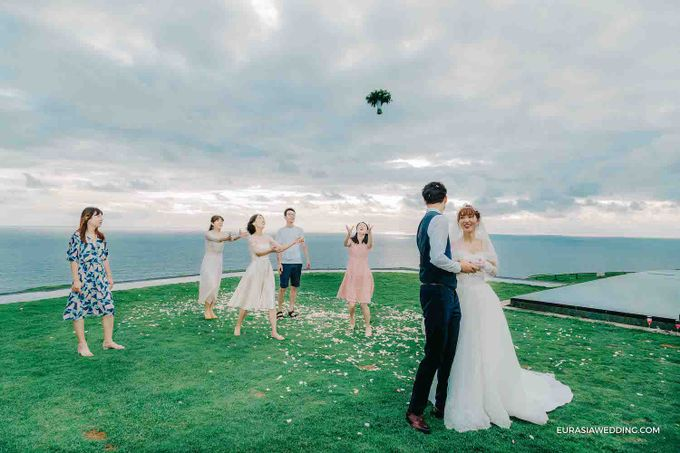 Sky Water Wedding -  Jin & Wang by Eurasia Wedding - 031