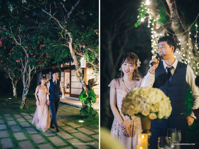 Sky Water Wedding -  Jin & Wang by Eurasia Wedding - 040