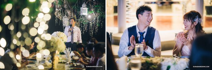Sky Water Wedding -  Jin & Wang by Eurasia Wedding - 041