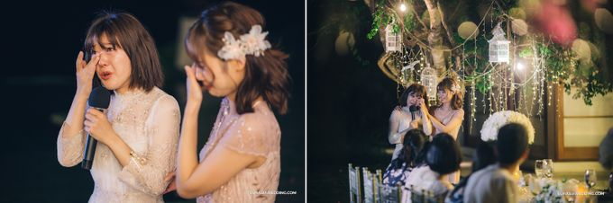 Sky Water Wedding -  Jin & Wang by Eurasia Wedding - 042