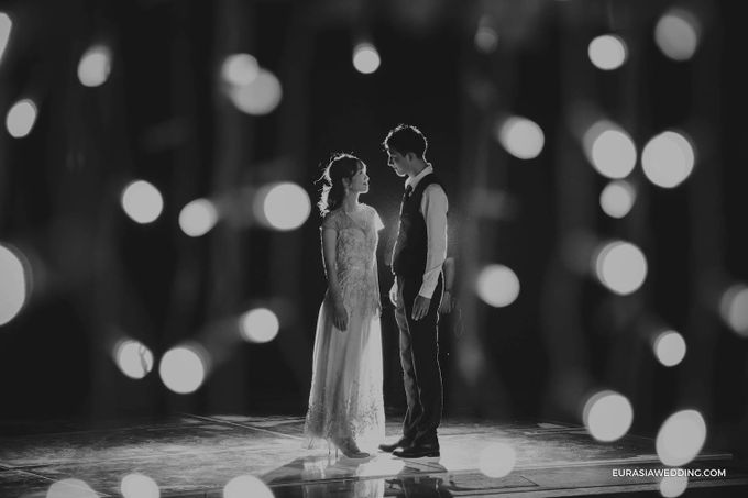 Sky Water Wedding -  Jin & Wang by Eurasia Wedding - 044