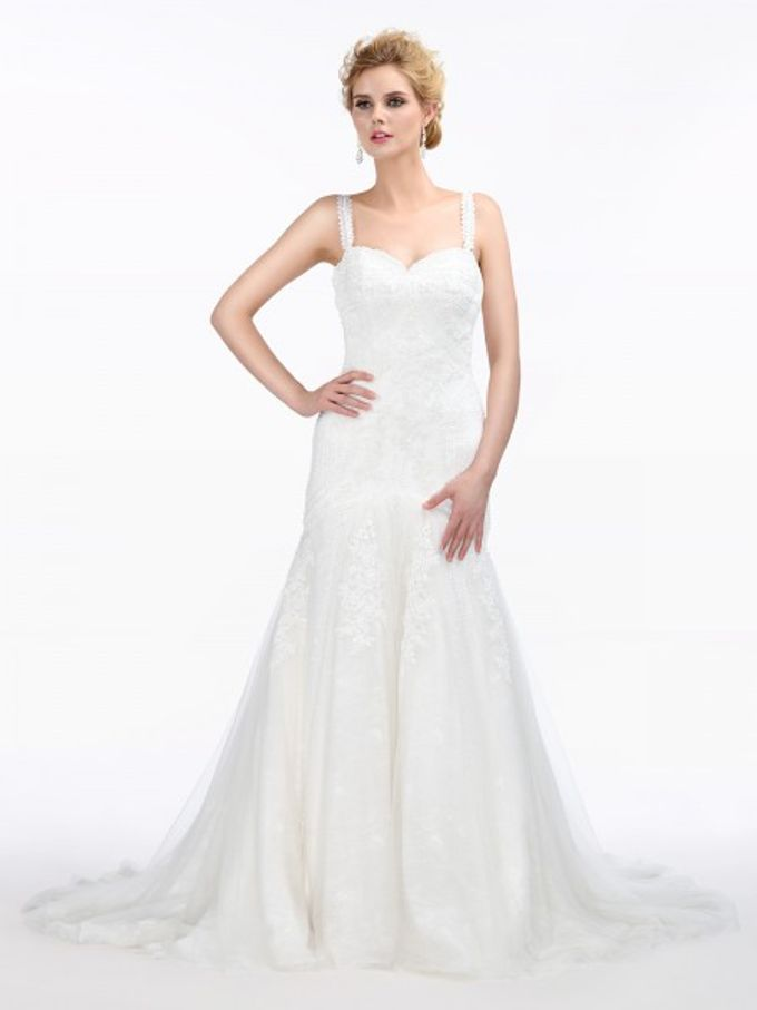 Brides Gown by AWEI Bridal - 007