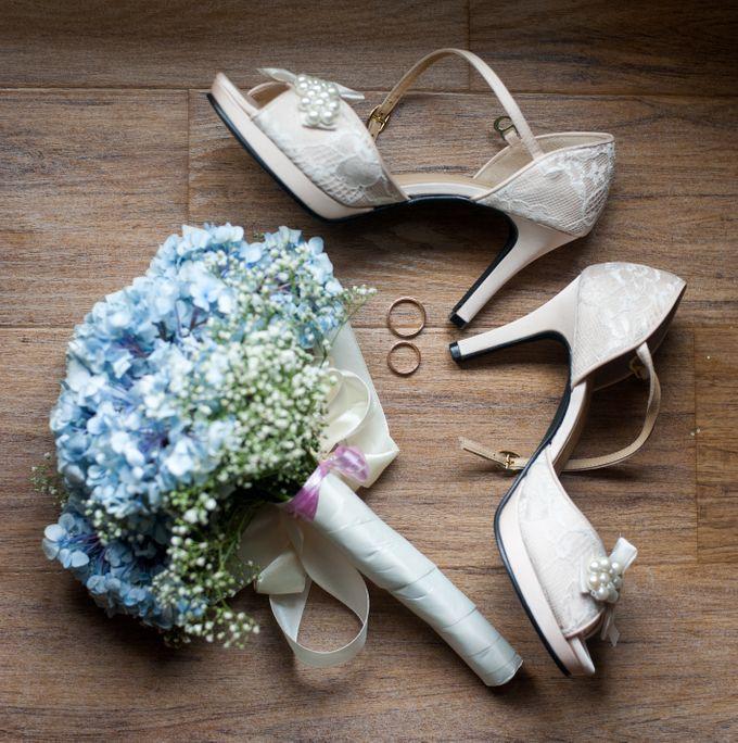 Bride : Vivian Yap by Moments Shoe - 003