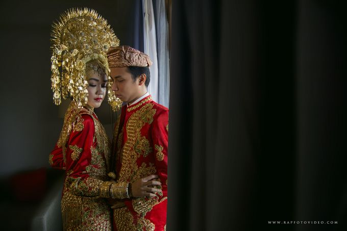 Niko + Lisa Kota Bukittinggi by RAP Wedding - 004