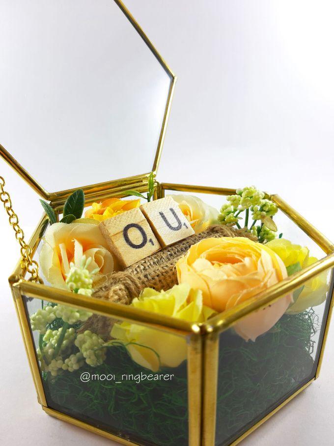 The Wedding of Odi and Utami by Mooi Ringbearer - 001
