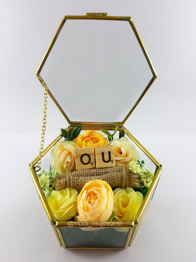 The Wedding of Odi and Utami by Mooi Ringbearer - 004