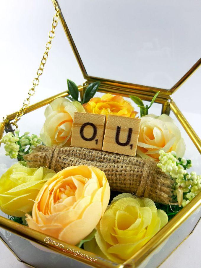 The Wedding of Odi and Utami by Mooi Ringbearer - 005