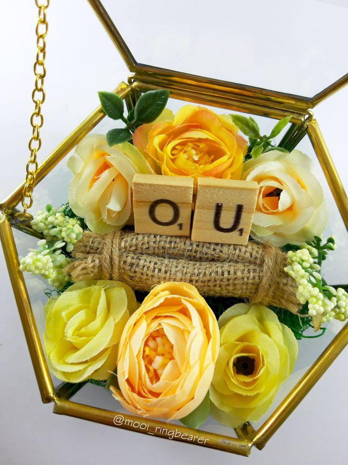 The Wedding of Odi and Utami by Mooi Ringbearer - 003