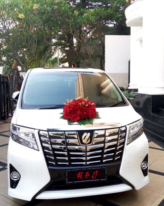 The Wedding of Hendra & Jessica by Priority Rent car - 001