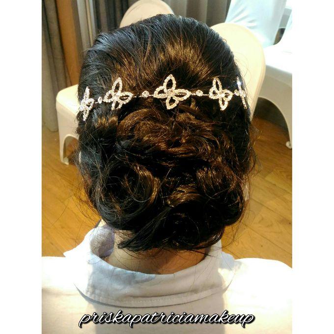 BRIDESMAIDS HAIRDO - INDAH by Priska Patricia Makeup - 009