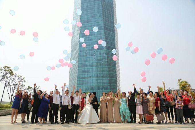 Wedding Benny & Yanti by Fenny Yang Wedding Planner - 031