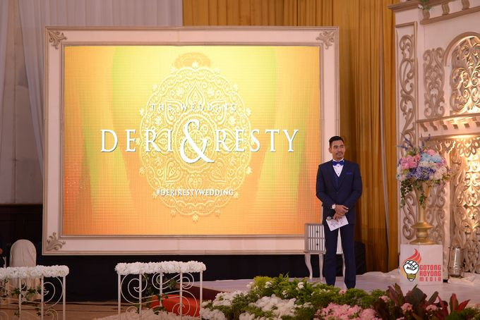Resty & Deri Wedding by Gotong Royong Media - 001