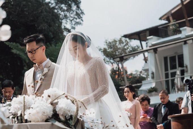 The Wedding Teo & Inggrid by Gedong Putih - 009