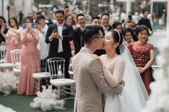 The Wedding Teo & Inggrid by Gedong Putih - 010