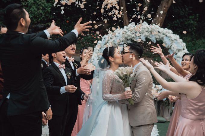 The Wedding Teo & Inggrid by Gedong Putih - 008