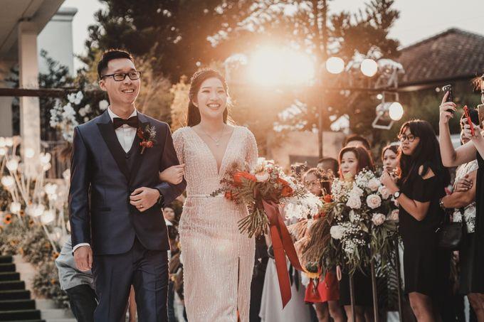 The Wedding Teo & Inggrid by Gedong Putih - 019