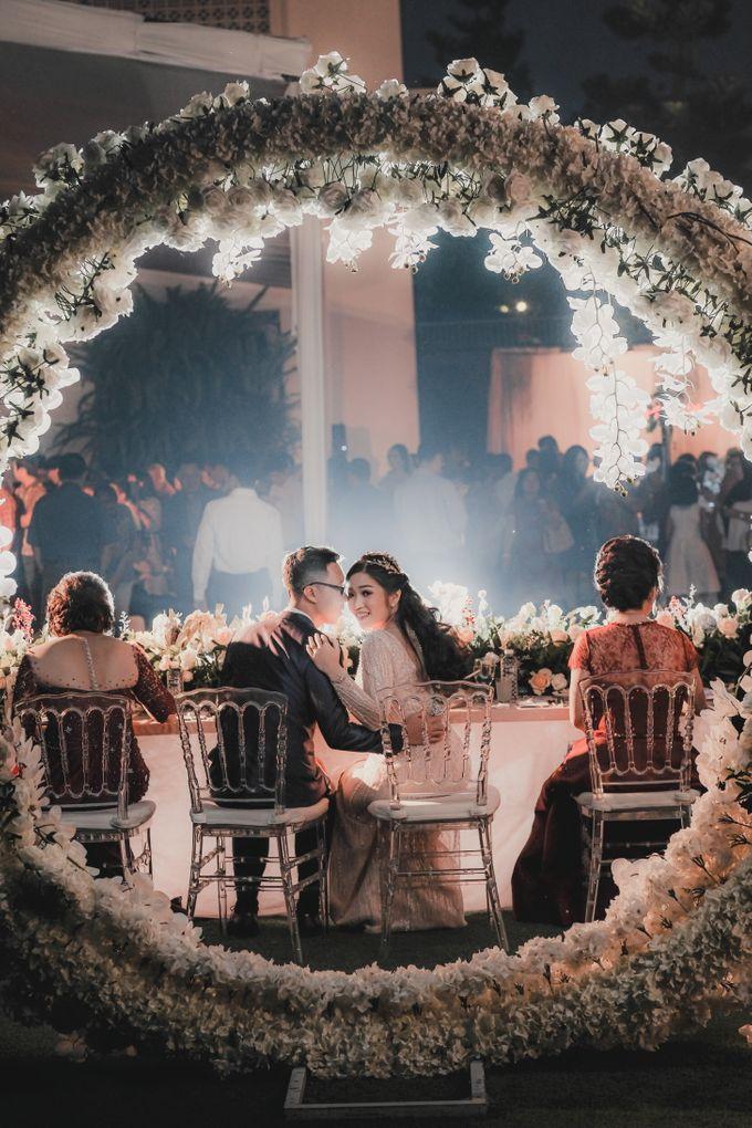 The Wedding Teo & Inggrid by Gedong Putih - 020