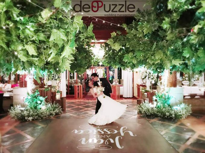 Wedding Of Ivan & Yessica by de_Puzzle Event Management - 014