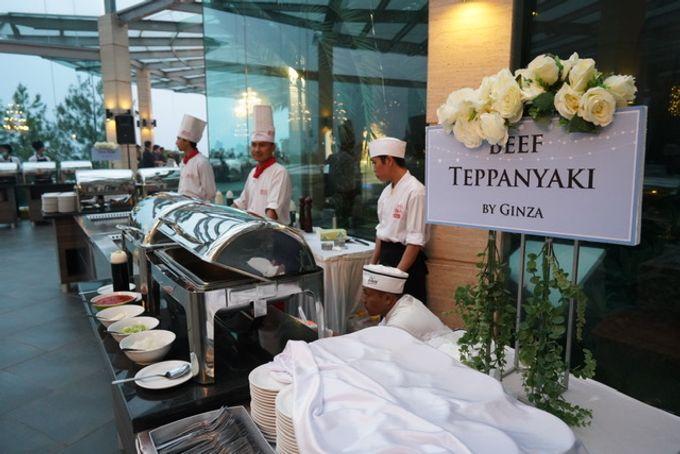 teppanyaki at dago by GINZA CATRING - 002
