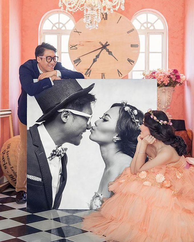 Pre Wedding by d'Angelo art Photography - 016