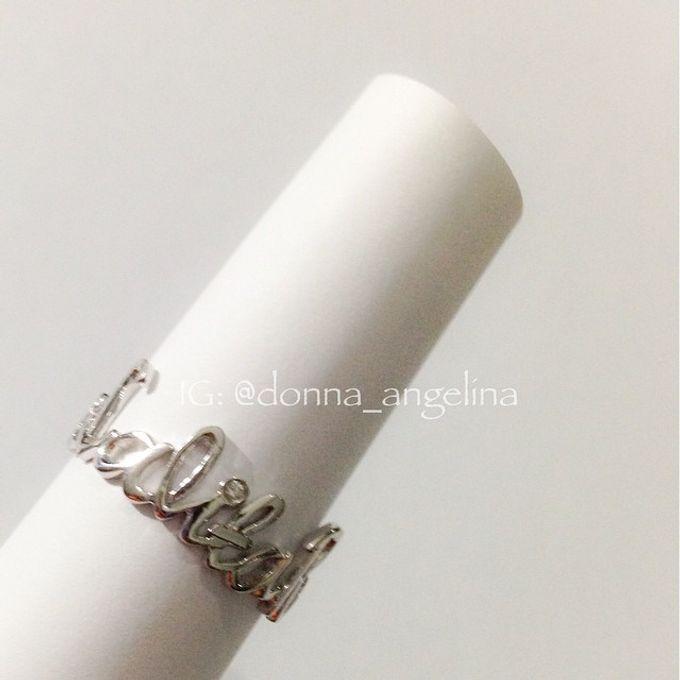 Name & Initial by DA Jewelry - 027