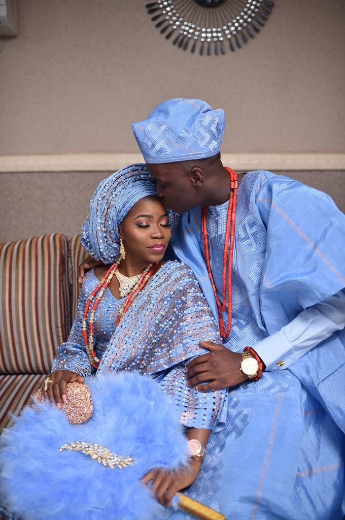 Boluwatife Odutola and Ayodeji Ojuawo Nigerian Wedding highlights by Rayhouse Studios - 001