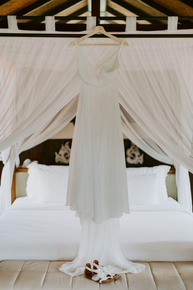Kelly & Odai by Bali Wedding Paradise - 004