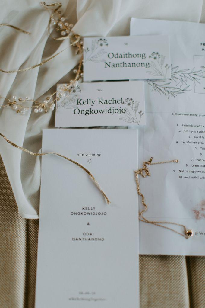 Kelly & Odai by Bali Wedding Paradise - 003