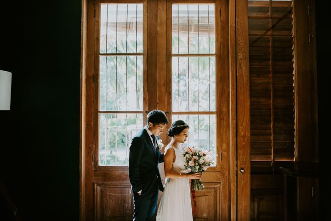Kelly & Odai by Bali Wedding Paradise - 001