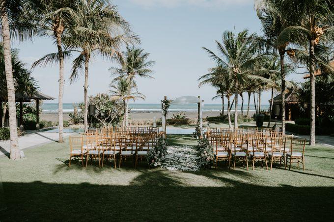Kelly & Odai by Bali Wedding Paradise - 017